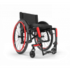 Image of Motion Composites: Folding Wheelchairs Veloce - VEL1 - Ferrari Red Color