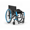 Image of Motion Composites: Folding Wheelchairs Veloce - VEL1 - Sky Blue Color