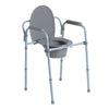 Image of  Steel Folding Frame Commode - RTL11158KDR