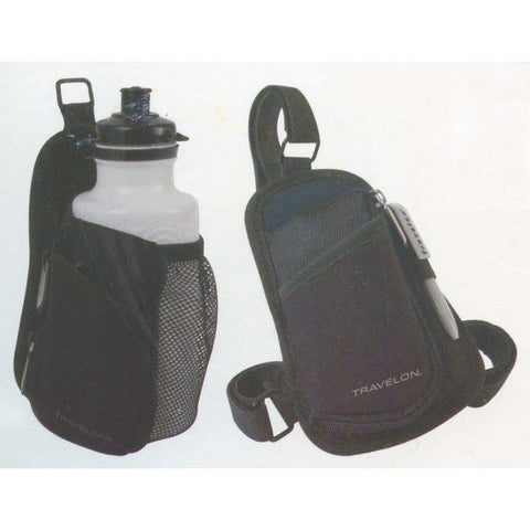 See and Be Safe: Water Bottle and Cellphone Holder - 20242