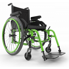 Motion Composites: Folding Wheelchairs Helio - A7 - Acid Green