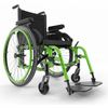 Image of Motion Composites: Folding Wheelchairs Helio - A7 - Acid Green