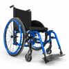 Image of Motion Composites: Folding Wheelchairs Helio C2 - HC2 - Saphhire Blue Color