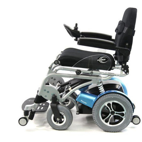 Karman Healthcare:  Power Wheelchair  – XO-202 side view