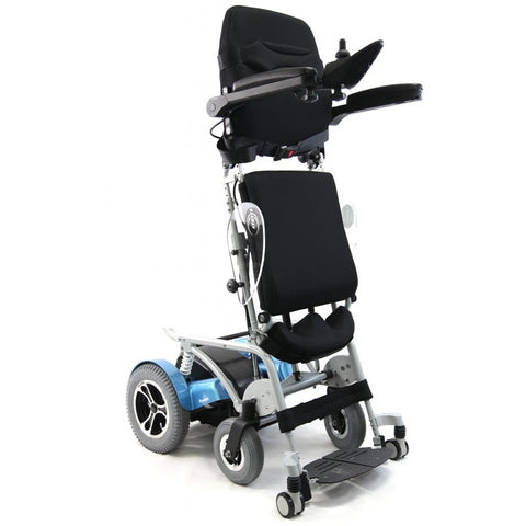 Karman Healthcare:  Power Wheelchair  – XO-202 standing view