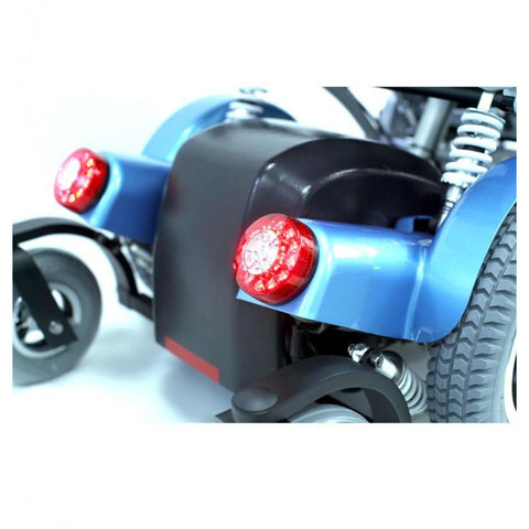 Karman Healthcare:  Power Wheelchair  – XO-505 rear lights