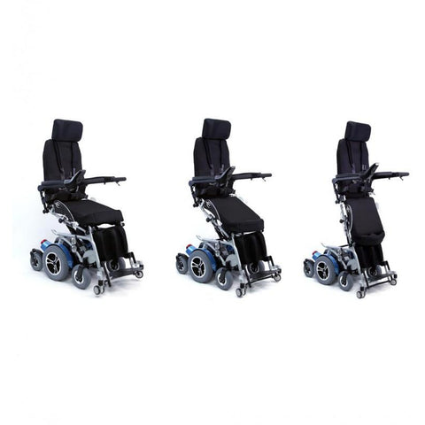 Karman Healthcare:  Power Wheelchair  – XO-505 stand action