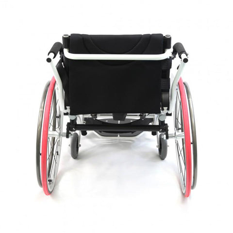 Karman Healthcare:  Power Wheelchair  – XO-55 Horizon backrest view