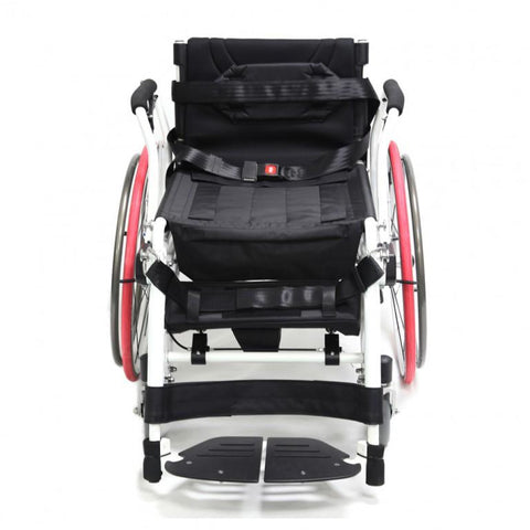 Karman Healthcare:  Power Wheelchair  – XO-55 Horizon front view