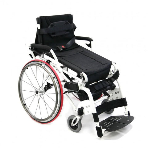 Karman Healthcare:  Power Wheelchair  – XO-55 Horizon quarter position