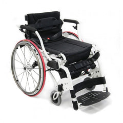 Karman Healthcare:  Power Wheelchair  – XO-55 Horizon seated position