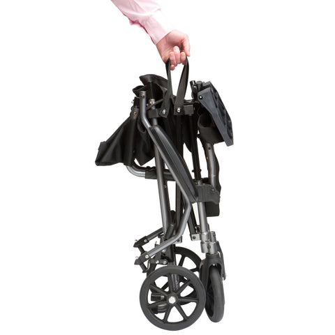 Travelite Chair in a Bag Transport Wheelchair - TC005GY