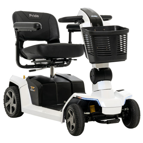 Pride Mobility: Zero Turn 10 (ZT10) 4-Wheel Scooter