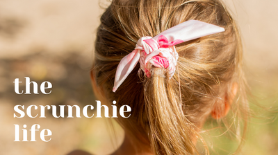 Join Our Scrunchie Bandwagon