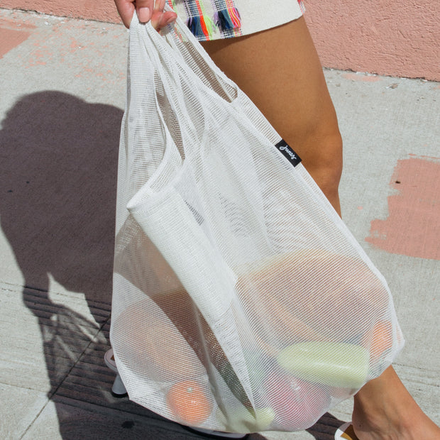 Reusable eco-friendly tote