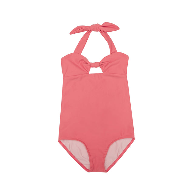 Charlotte One-Piece | Sunset Blush
