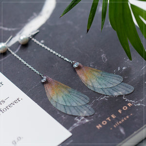 Fairy Wings - Sterling Silver