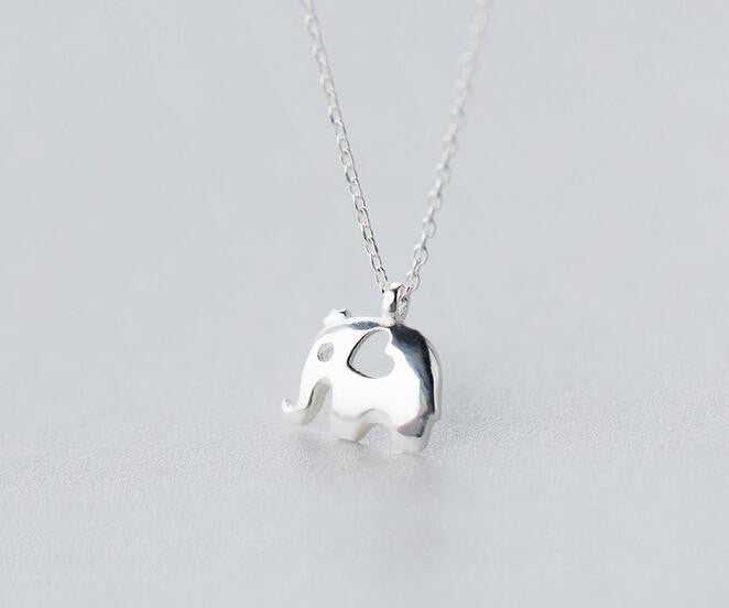 CHANG Elephant Heart - Sterling Silver