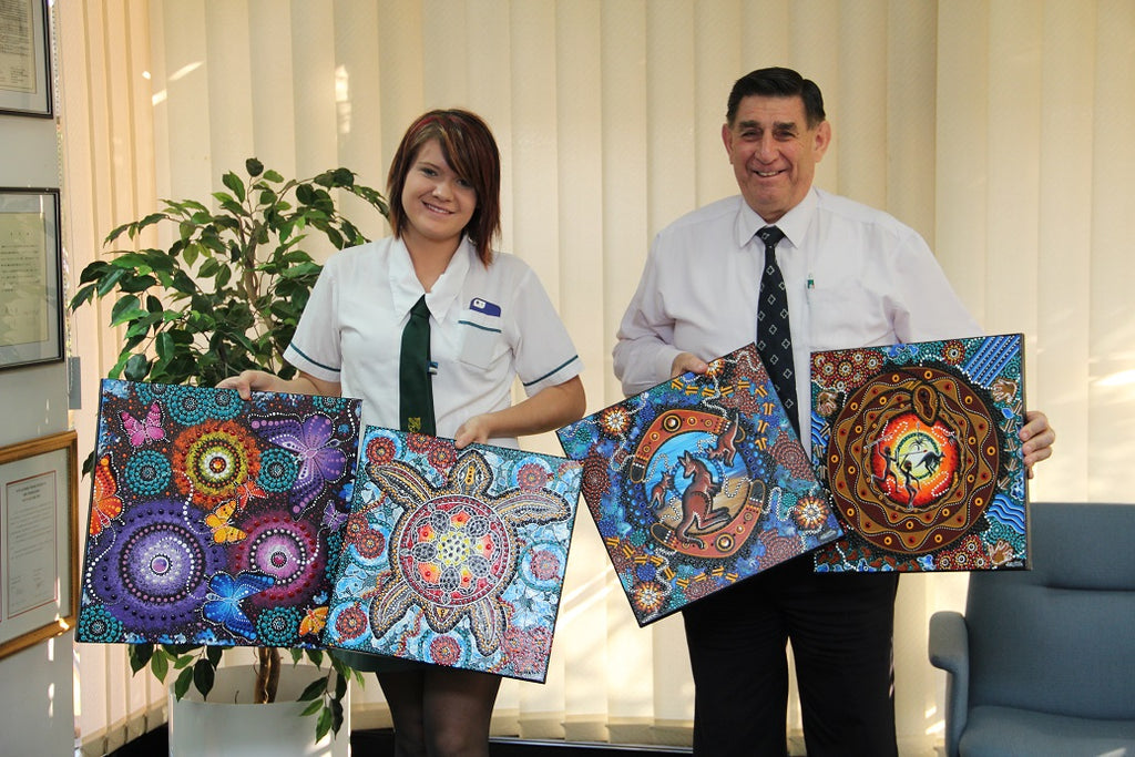 Paintings Commissioned by Bundaberg Council