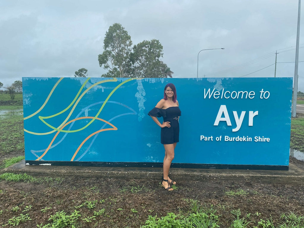 Chern'ee is an Australia Day Ambassador for the Burdekin Shire
