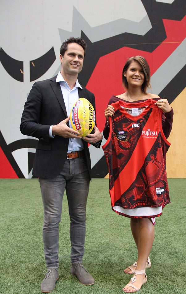 Chern'ee Designs the Dreamtime at The G Guernsey