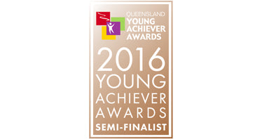 2016 Young Achiever Awards Semi-finalist