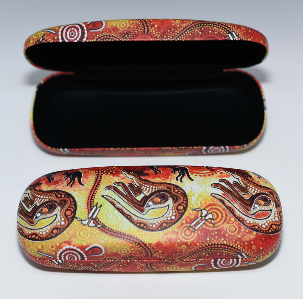 Kangaroo Glasses Case A