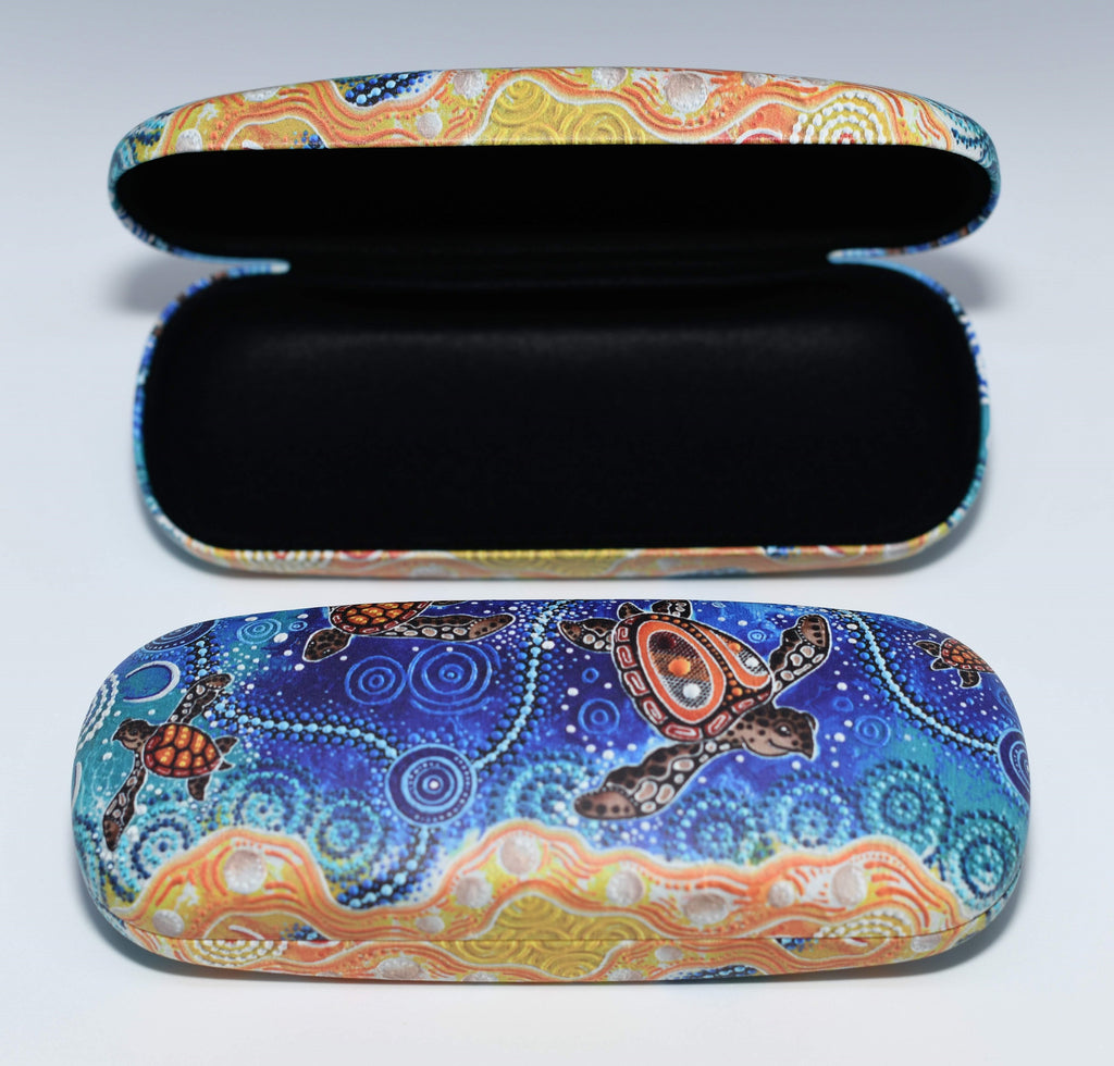 Turtle Glasses Case