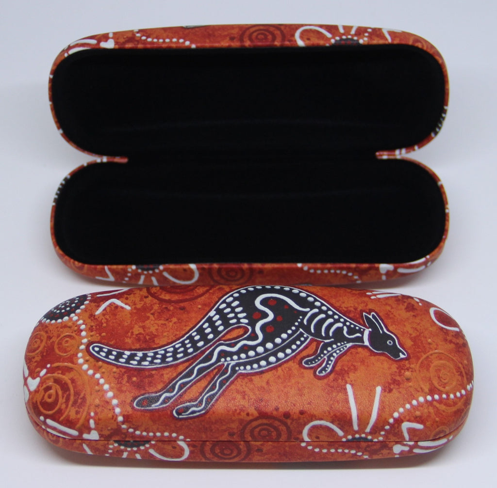 Kangaroo Glasses Case B