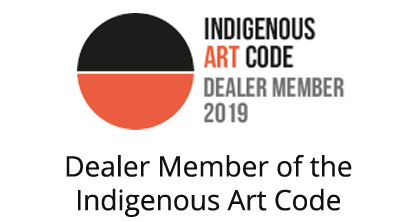 Dealer Member of the Indigenous Art Code