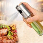 Olive Oil and Vinegar Spray Bottle