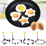 Stainless Steel Egg/Pancake Shaper