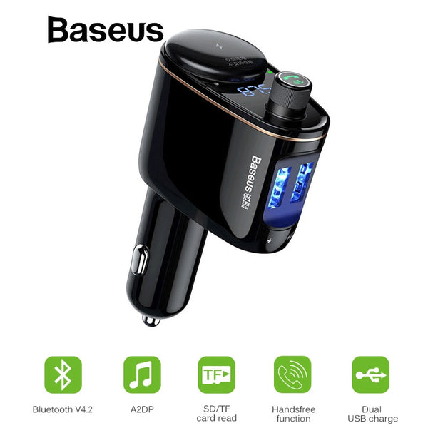 Car Charger Bluetooth Player - australian-davies-trade