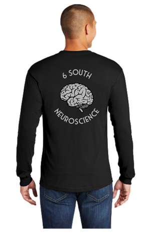 6 South Long Sleeve T