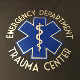 Emergency Department Trauma Center Long Sleeve T-shirt