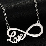 Stethoscope Love Heart Chain Necklace