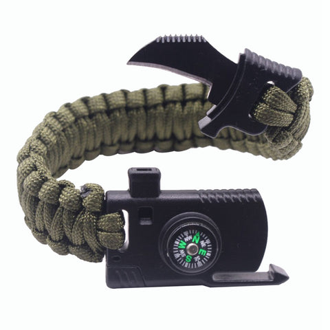 Paracord Bracelet Survival Gear