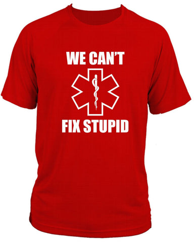 Emergency Medical Technician Paramedic Men's Tee