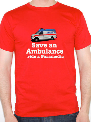 Cheap For Boys  Make Save An Ambulance Ride A Paramedic Emergency For Men
