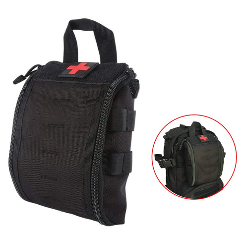 First Aid EMT Bags Tactical IFAK Medical Molle Pouch Military Utility Med Emergency EDC Pouches Outdoor Survival Kit Suit
