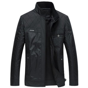 Men's Black Winter Walker Jacket