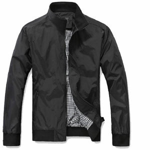 Men's Black The Rainmaker Jacket