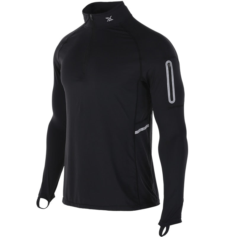 Men's Compression Fitness Pullover