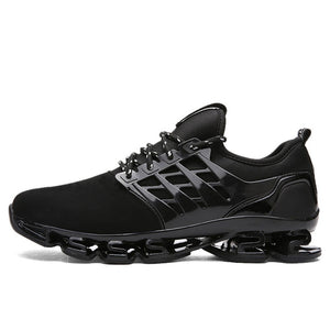 Men's Black Spring Y Shoe