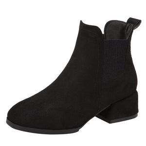 Women's Slip On Ankle Booties
