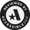 Reviewed by Accessible360 badge