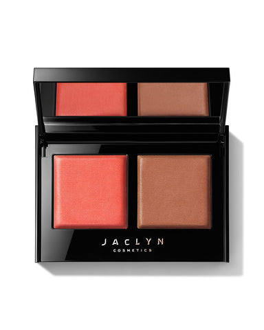 BRONZE & BLUSHING DUO - HOT LAVA / COCOA RICH