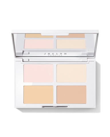 FACE IT ALL BRIGHTENING & SETTING PALETTE - FAIR TO LIGHT