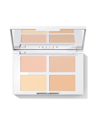 FACE IT ALL BRIGHTENING & SETTING PALETTE - LIGHT TO MEDIUM