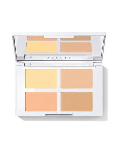 FACE IT ALL BRIGHTENING & SETTING PALETTE - MEDIUM TO TAN